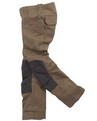 Elkline Cold madvi - warm Outdoor trousers for kids/Youth, khaki