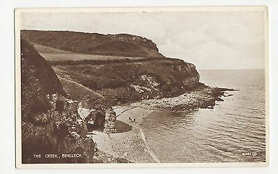 Wales, Anglesey, The Creek, Benllech Postcard, A432