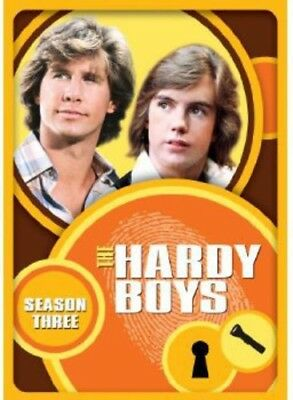 The Hardy Boys: Season Three [New DVD]