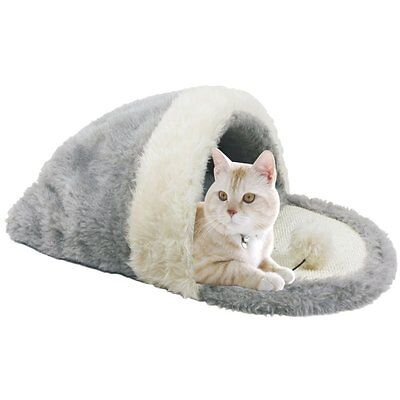 Pet Waterloo Pantoufles Litière Pour Chat Pour Chatons Lapins • EUR 18,99