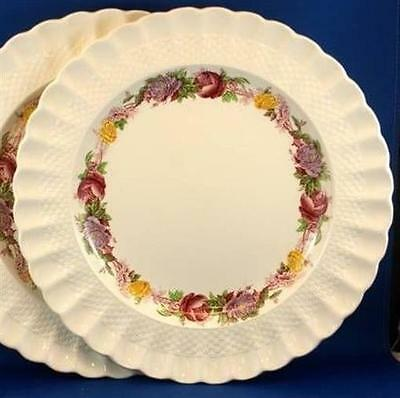 Copeland Spode Rose Briar Dinner plate (Four Available)