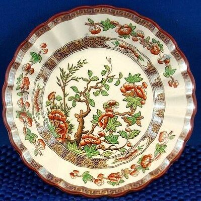 Copeland Spode India Tree Fruit Dessert Bowl (Four Available)