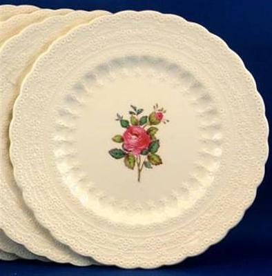 Copeland Spode Billingsley Rose Bread and Butter Plate (Four Available)