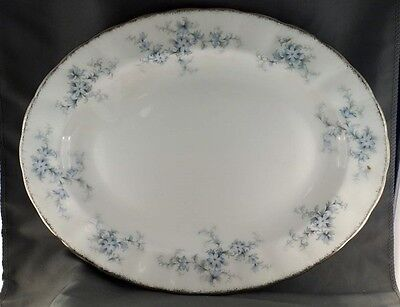 "Paragon Brides Choice 13"" Oval Platter"