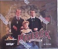 Maverick The Movie Factory Sealed Card Box