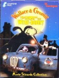 Wallace & Gromit Curse of the Were-Rabbit Unopened StiCard Box