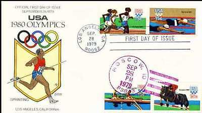 COLLINS HAND PAINTED 1794A H201 Olympics 1980 SOLDOUT