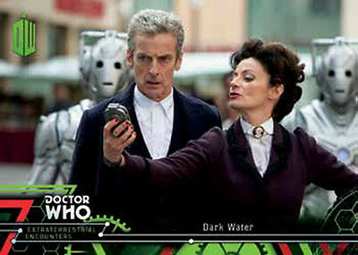 Doctor Who Extraterrestrial Encounters Complete 100 Card Base Set