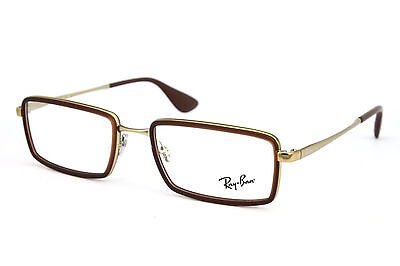 Ray Ban Brille / Fassung / Glasses RB6336 2858 51[]18 140 //A136 • EUR 19,99