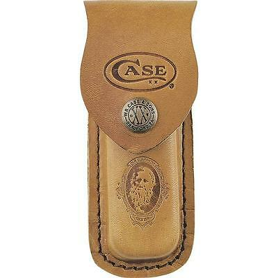 Cordovan Leather Sheath CASE POCKET KNIVES Knife Accessories 09026 021205090269