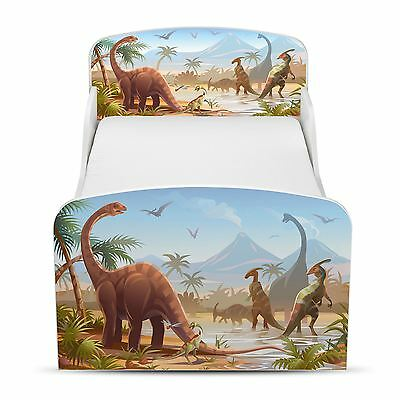 Jurassic Dinosaurs Toddler Bed Price Right Home Bed Childrens Free P+P