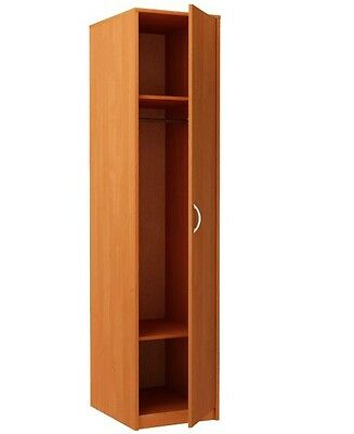 Large 1 Door Wardrobe - Victoria SZ07 – Available in 5 Colours - New