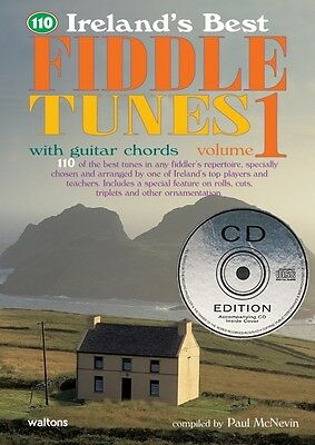 110 Best Fiddle Tunes Volume 1 CD Edition
