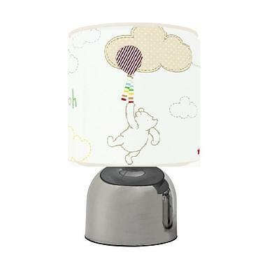 classic winnie the pooh touch table bedside lamp kids room nursery. Black Bedroom Furniture Sets. Home Design Ideas