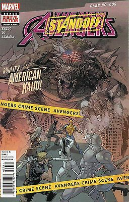 The New Avengers #9 (NM)`16 Ewing/ To