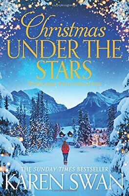 Christmas Under the Stars, Swan, Karen Book The Cheap Fast Free Post