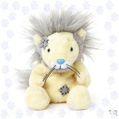L- Peluche Lion Blanc Leboo Masai Tatty Teddy and My Blue Nose Friends Me To You