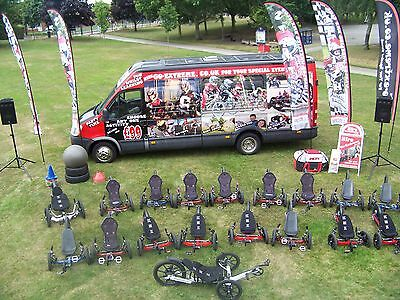 Go-Extreme Mobile Action Sports, Leisure, Recreation business for sale