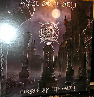 Axel Rudi Pell - Circle Of The Oath - 2 LP + 1 CD von 2012