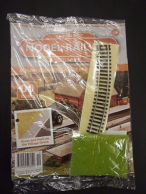 Your Model Railway Magazine new issue 19 yellow scatter 1 x curved track