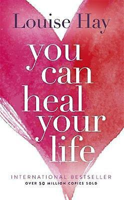 You Can Heal Your Life by Louise L. Hay (English) Paperback Book Free Shipping!