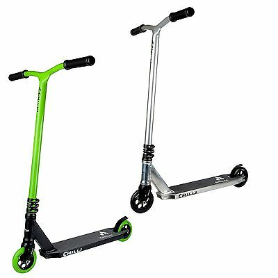 Stuntscooter Chilli Pro C5-50 110 mm High End Stunt Scooter Roller Trottinette