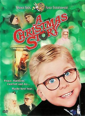 A Christmas Story ~ Peter Billingsley ~ DVD FS ~ FREE Shipping USA