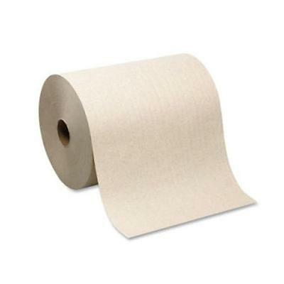 Georgia-Pacific Sofpull Nonperforated Hardwound Roll Paper Towel Brown