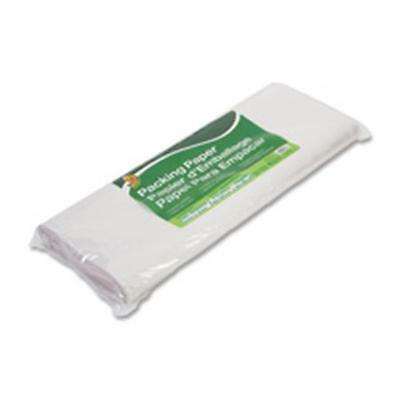 Duck Brand DUC1139951 Packing Paper, 24 in. x 24 in., 140 Shts, White