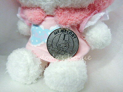 Sanrio Japan My Melody Classic Series Silver Coin