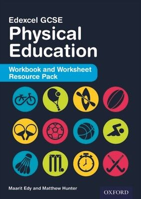 Edexcel GCSE Physical Education: Workbook and Worksheet Resource Pack (Paperbac.