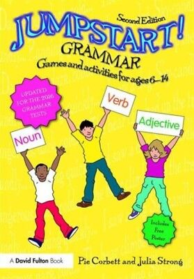 Jumpstart! Grammar: Games and activities for ages 6 - 14 (Paperba...