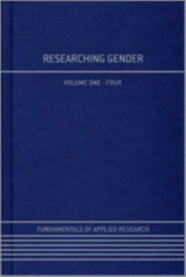 Researching Gender (Fundamentals of Applied Research) (Hardcover). 9781446248744