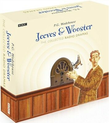 Jeeves & Wooster: The Collected Radio Dramas (Audiogo) (Audio CD). 9781471350351