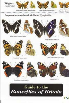 Guide to the Butterflies of Britain (Field Studies Council Occasi...