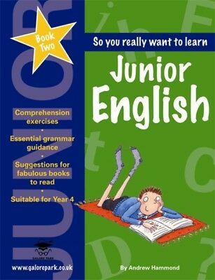 Junior English Book 2 (Paperback), Hammond, Andrew, 9781902984810
