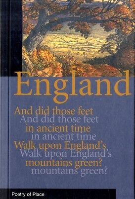 England (Poetry of Place) (Paperback), Wilson, A. N., 9781906011215