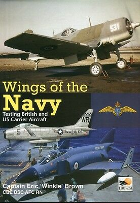 Wings of the Navy (Hardcover), Captain Eric 'Winkle' Brown, 9781902109329
