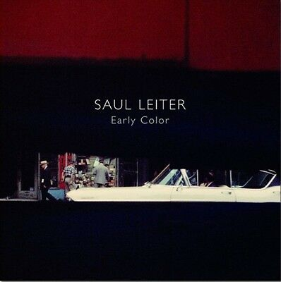 Saul Leiter: Early Color (Hardcover), Harrison, Martin, 9783865211392
