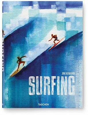 Surfing: 1778–2015 (Hardcover), Heimann, Jim, 9783836547505