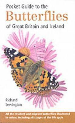 Pocket Guide to the Butterflies of Great Britain and Ireland (Pap. 9780953139910