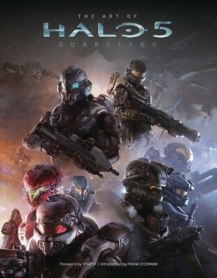 The Art of Halo 5: Guardians (Hardcover), 9781405281836