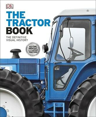The Tractor Book (Dk) (Hardcover), 9780241014820