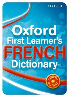 Oxford First Learner's French Dictionary (Paperback), Bourdais, D...