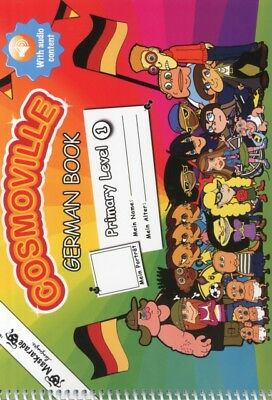 German Book Primary: Level 1 (Cosmoville Series) (Hardcover), Fou...