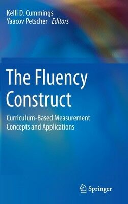 The Fluency Construct: Curriculum-Based Measurement Concepts and ...