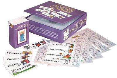 Original Angel Cards and Book Set: New Edition: Inspirational Messages and Medi.