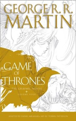 A Game of Thrones: Graphic Novel, Volume Four (Hardcover), Martin. 9780008132200
