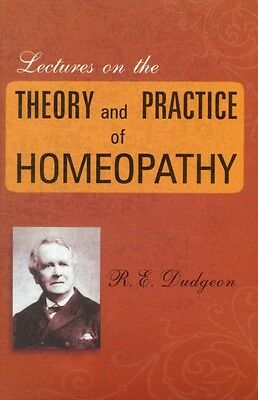 Lectures on the Theory and Practice of Homeopathy (Paperback), Ro. 9788131901601