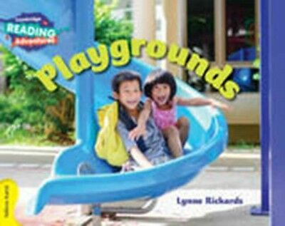 PLAYGROUNDS YELLOW BAND, Rickards, Lynne, 9781316503188